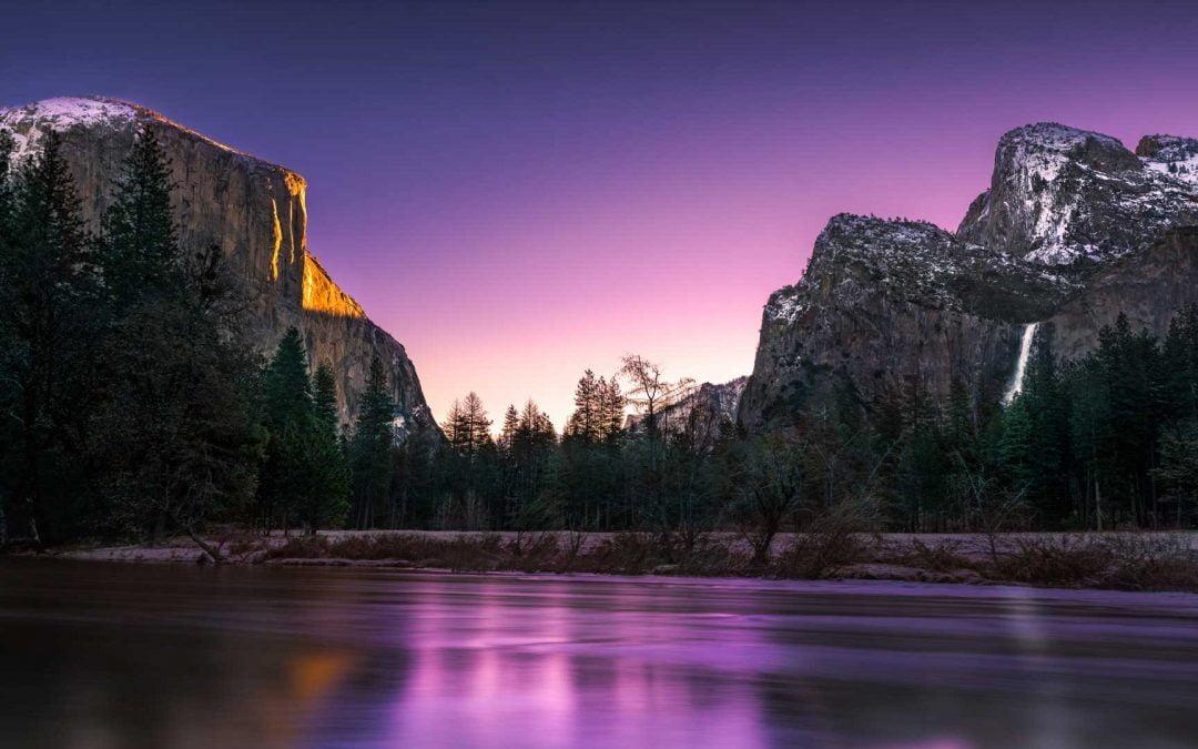 Fotografia de paisagem e natureza: Exposição, contraste e cor. Parte 3/4.